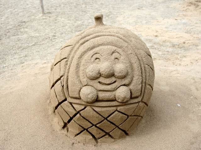 次世代に語ろう熱き砂人達 サンドクラフト2009inみたね