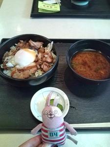 三河トン丼