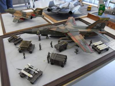 NAM航空機模型展示会11