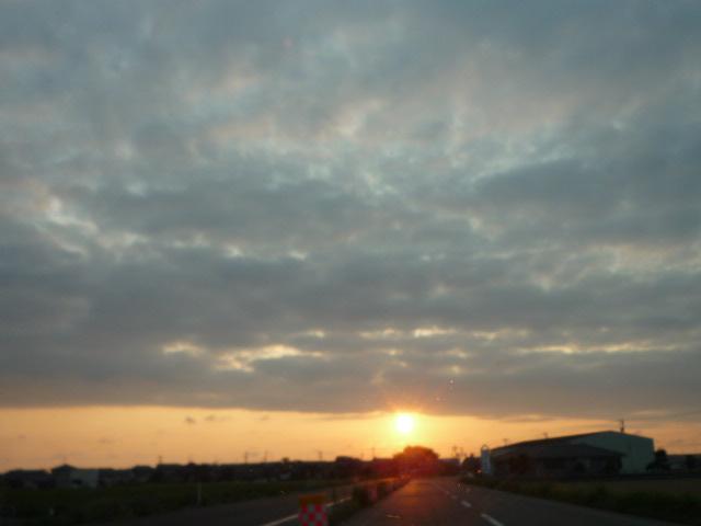 夕陽を追いかけて6