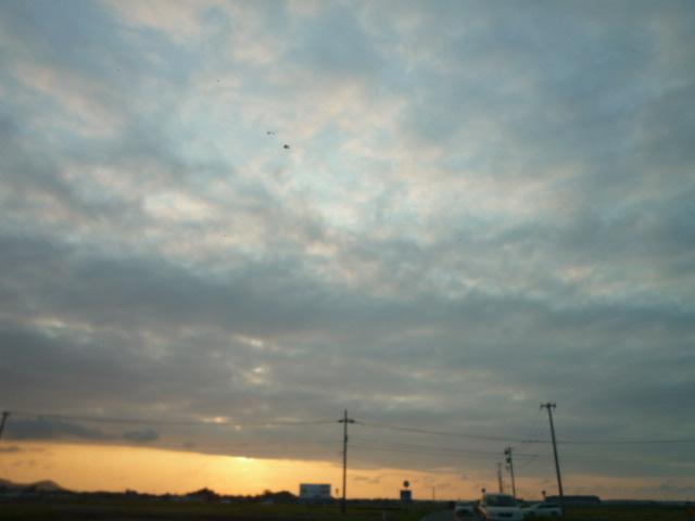 夕陽を追いかけて3