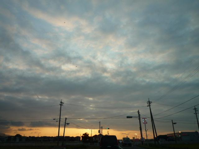 夕陽を追いかけて2