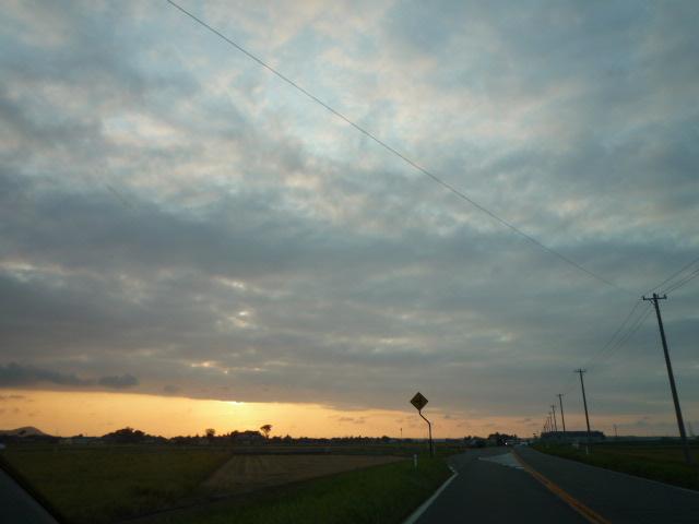夕陽を追いかけて4