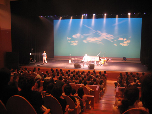 復帰コンサート17