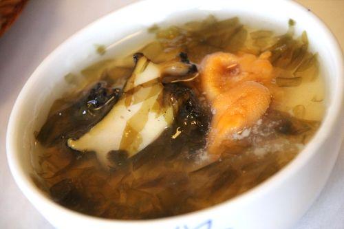 海鮮茶碗蒸し♪