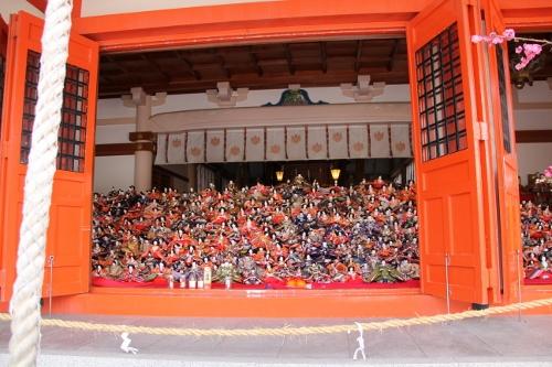淡島神社♪