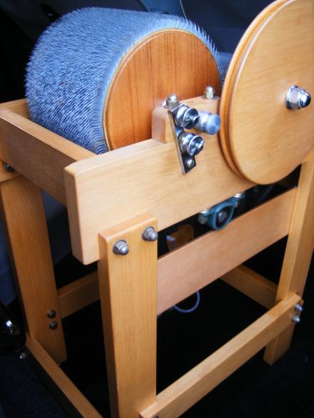 電動ドラムカーダー2