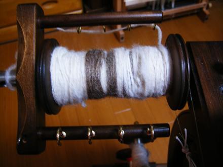 (ほとんど先生が)紡いだ糸