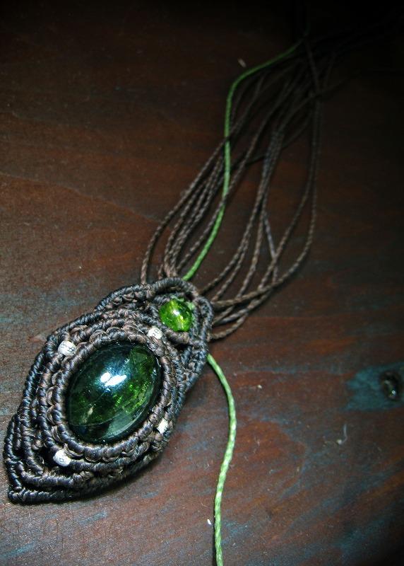 green tormarin