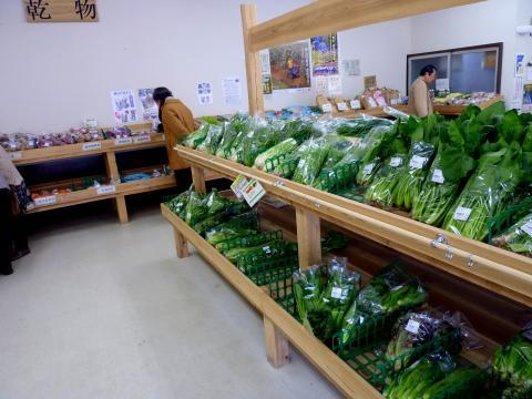 野菜もいろいろ~