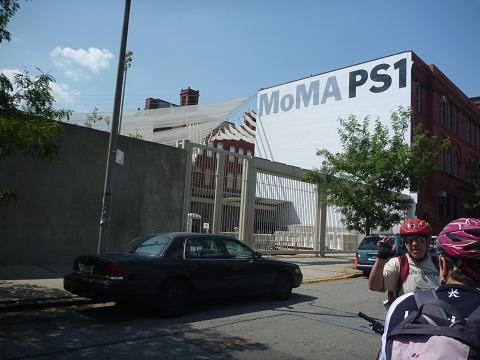 MoMAの別館
