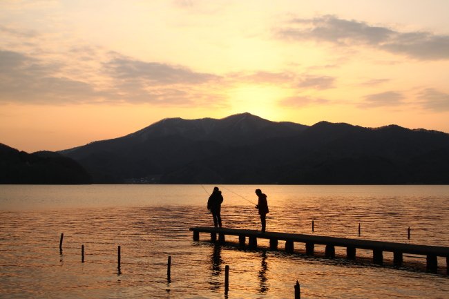 20110430野尻湖