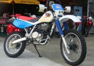 1993XR600R DK