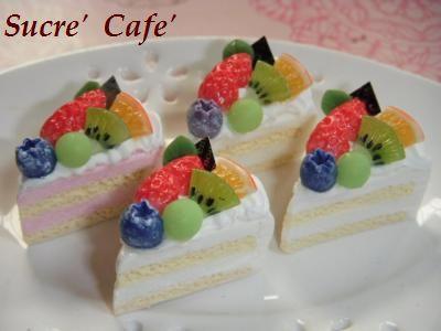 miniショートケーキ①