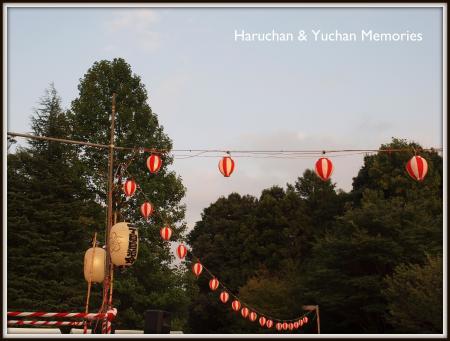 夏祭り(空)