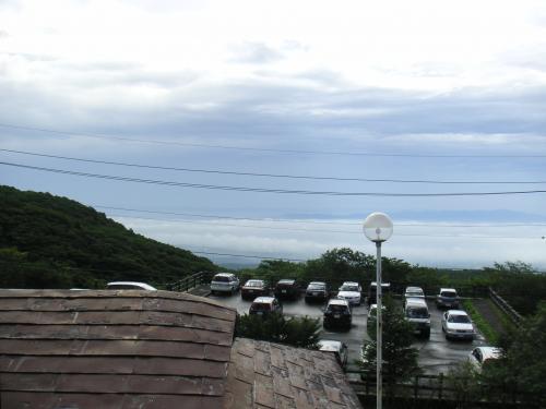 窓の景色(朝)