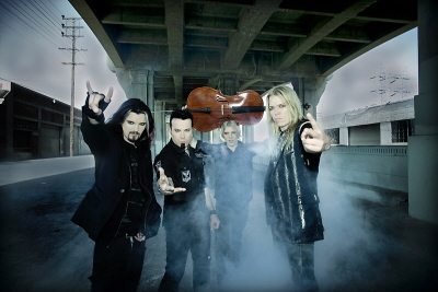 Apocalyptica promo