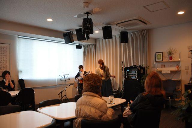 Cafe AOZORA  アコースティックライブ