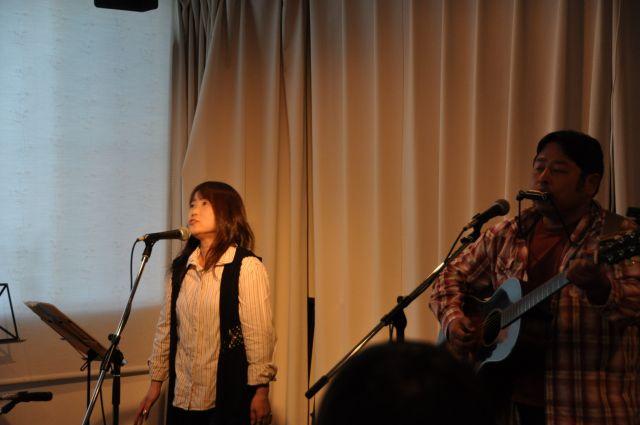 Cafe AOZORA  アコースティックライブ 2