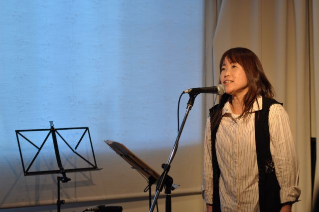 Cafe AOZORA  アコースティックライブ 3
