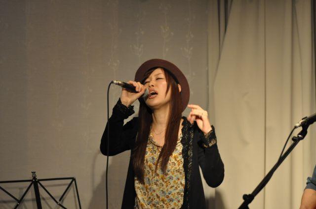 Cafe AOZORA  アコースティックライブ 8