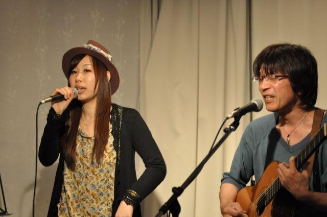 Cafe AOZORA  アコースティックライブ 6