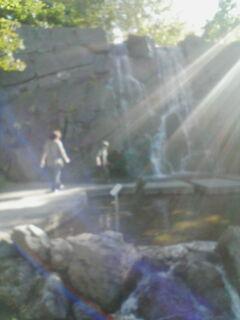 すずらん公園滝
