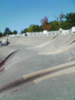 すずらん公園滑り台