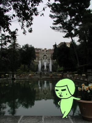 エステ家の別荘3