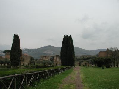 ハドリアヌスの別荘1