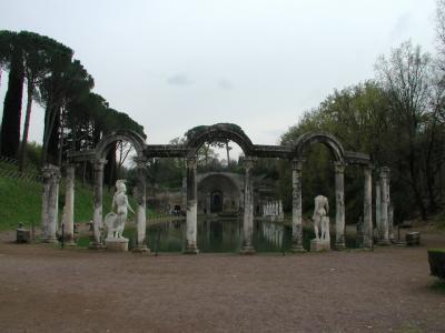 ハドリアヌスの別荘2
