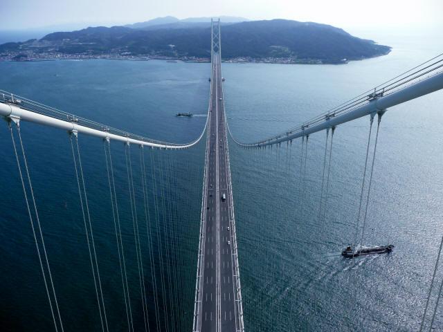 明石海峡大橋25