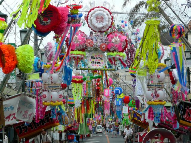 安城2009七夕1