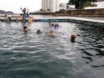 イルカと遊ぶ大我2