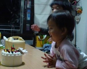 ののたん2歳の誕生日