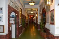 牛軋糖博物館の館内