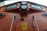 R112ディーゼル機関車