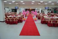 結婚式@台南のバージンロード
