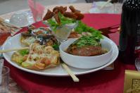 台南結婚式の前菜盛り合わせ