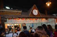 池上飯包文化故事館の弁当販売カウンター