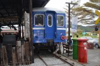 池上飯包文化故事館の旧型車両
