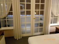 台南康爵大飯店のテラス