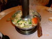 今日の東北酸菜白肉鍋