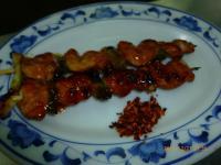 焼きトン(豚肉串焼き)