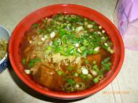 觀音の牛肉麺