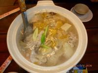 三川現炒の酸菜白肉鍋