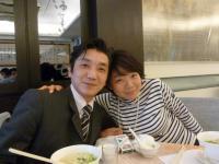 渡邊(木坂さん)夫妻@人和園