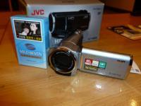 JVCビデオカメラHD Everio本体