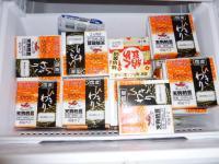 ひきわり納豆で冷凍庫満タン