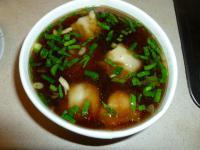 今日の牛肉湯餃(大)